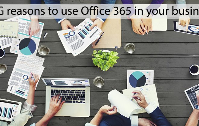 Cloud Services - Office 365 - Managed IT Services
