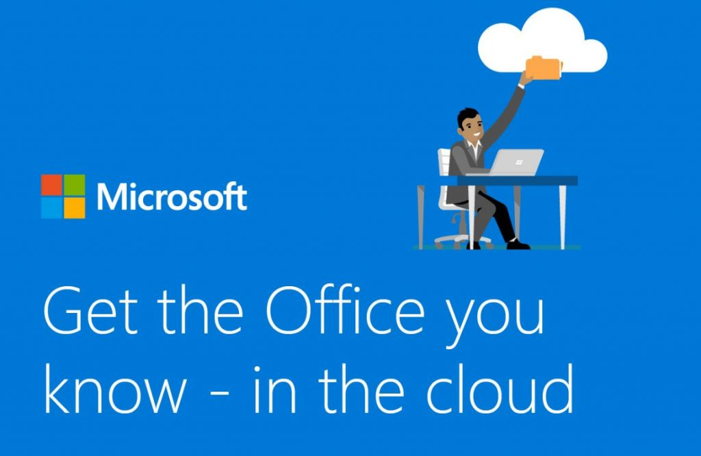Get the office you know in the cloud